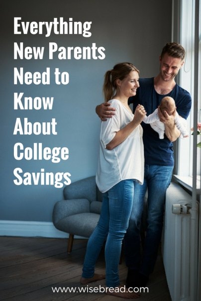 Everything New Parents Need to Know About College Savings