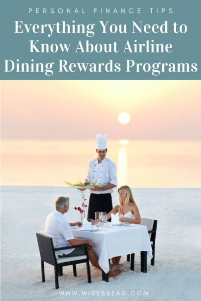 With airline dining rewards programs, you can earn miles for each dollar you spend when you dine at your favorite restaurants.We've got the lowdown on how the programs work so you can earn the most miles and start clocking up your free flights! #travelhacks #airlinerewards #traveltips