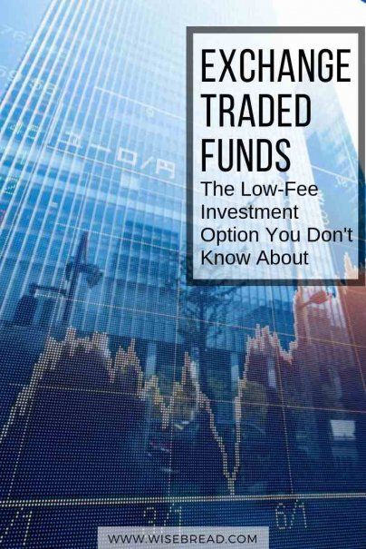 Exchange Traded Funds (or ETFs) are among the trendiest types of investing out there today. Some people are drawn in by the fact that they trade like stocks, while others love the idea of following a market that seems to be going up again. Here's how you can invest in one and what benefits they have. | #investing #ETF #exchangetradedfund
