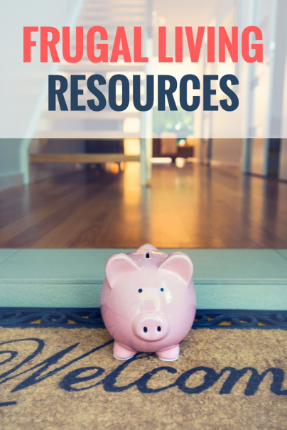 Frugal Living Resources