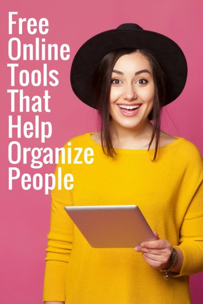 Free Online Tools That Help Organize People