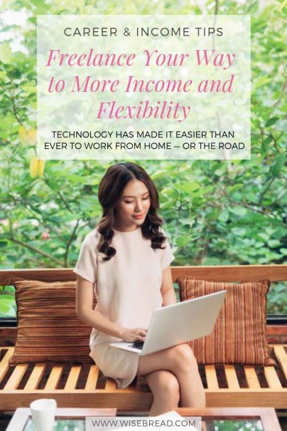 Freelance Your Way to More Income and Flexibility