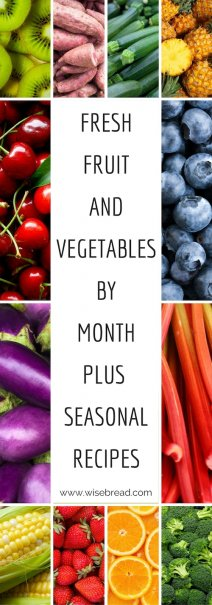 Monthly Fruit And Veg
