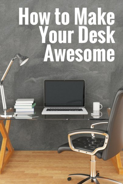 From Clutter to Clean: Make Your Desk Awesome
