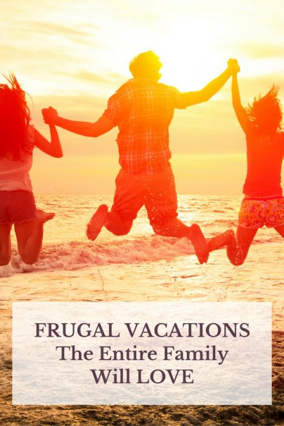 Frugal Vacations the Entire Family Will Love