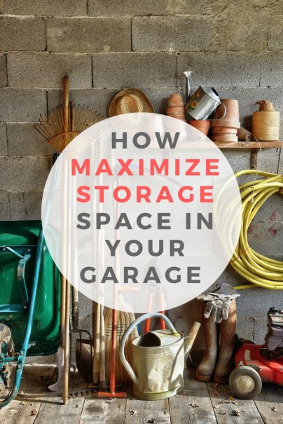 Garage Triage: Organize Your Garage for Maximum Chore and Storage Efficiency