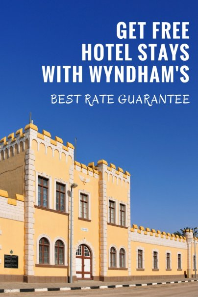 Get Free Hotel Stays with Wyndham's Best Rate Guarantee