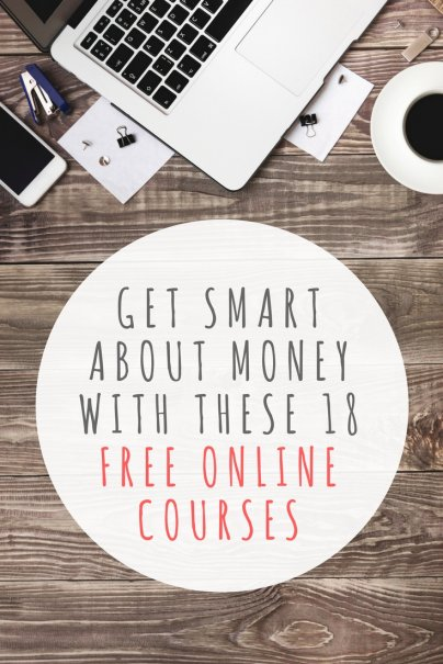 Get Smart About Money With These 18 Free Online Courses