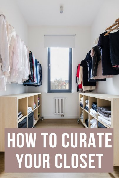 Guide to Better Style: The Curated Closet