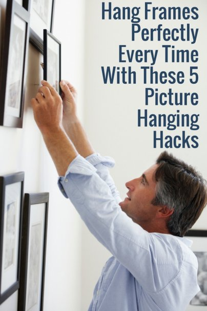 Hang Frames Perfectly Every Time With These 5 Picture Hanging Hacks