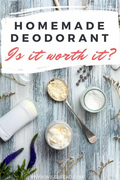 Did you know that you can DIY your own deodorant? We've got the tips to help you make your own homemade deodorant in a few easy steps. | #DIY #deodorant #beautyhacks