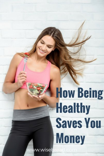 How Being Healthy Saves You Money (and Why Bad Health Habits Cost You)
