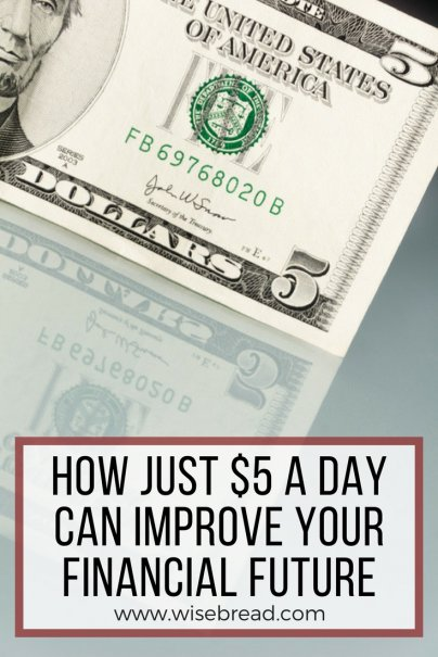 How Just $5 a Day Can Improve Your Financial Future