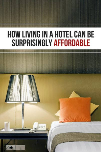 How Living in a Hotel Can Be Surprisingly Affordable