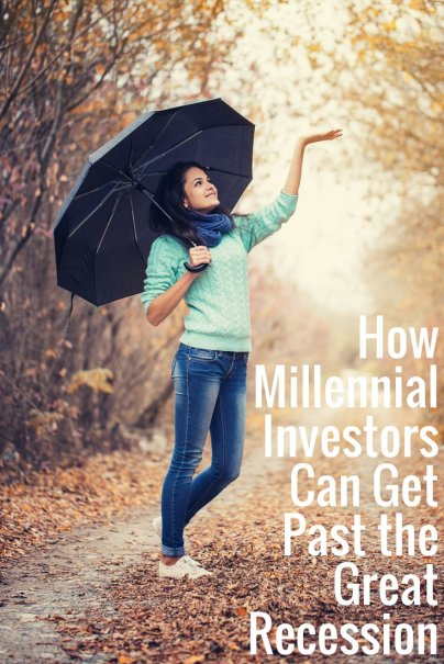 How Millennial Investors Can Get Past the Great Recession