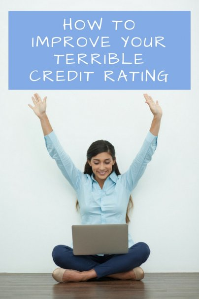 How to Botch Up, Then Peddle Back to Good Credit