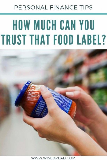 Fat-free, Sugar free, Organic, All-natural. Can these claims be trusted? We will help you find out what those food labels really mean. | #foodlabels #groceries #healthtips