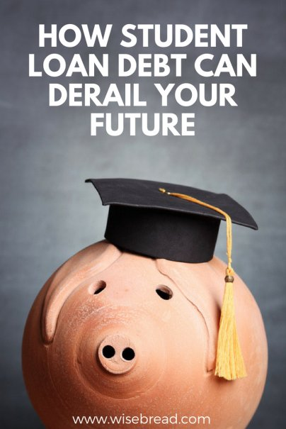 How Student Loan Debt Can Derail Your Future