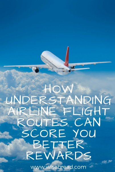 How Understanding Airline Flight Routes Can Score You Better Rewards
