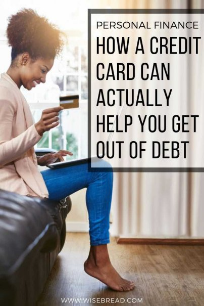 If you have high-interest credit card debt, you may not think another credit card is a good idea. But there's a certain type of card that can help you payoff your debt, and that's a balance transfer card. Check out our tips and ideas on how to get rid of debt with it! | #creditcard #debtadvice #moneytips
