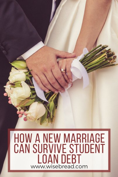 How a New Marriage Can Survive Student Loan Debt