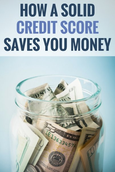 How a Solid Credit Score Saves You Money