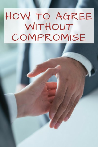 How to Agree without Compromise