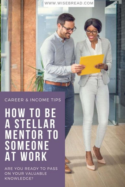 How to Be a Stellar Mentor to Someone at Work