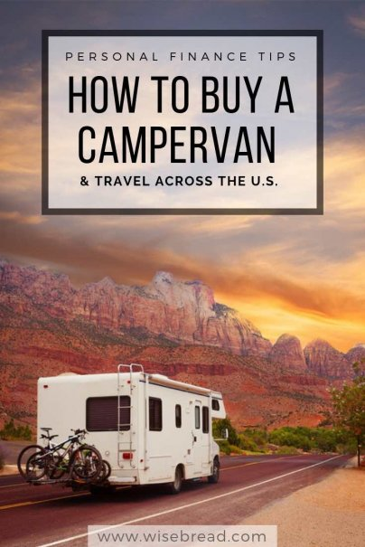How to Buy a Campervan and Travel Across the U.S.