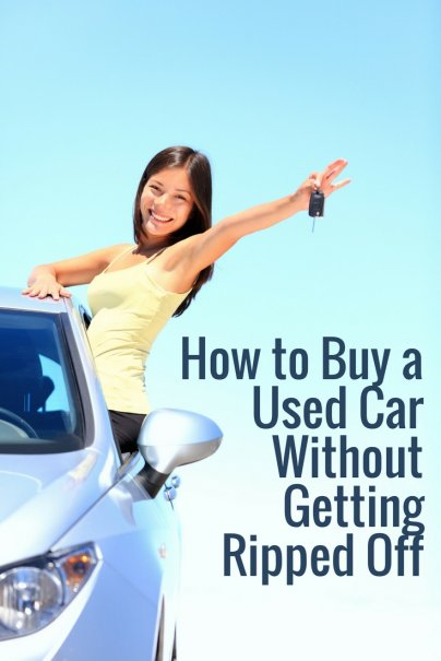 How to Buy a Used Car Without Getting Ripped Off