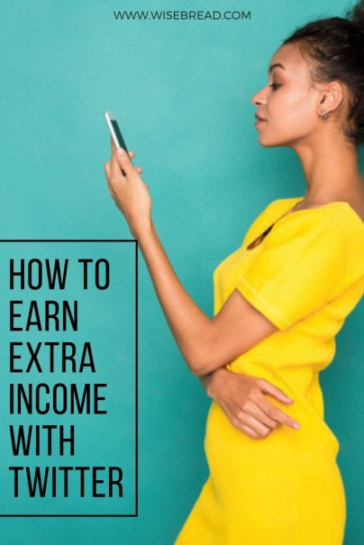 How to Earn Extra Income With Twitter