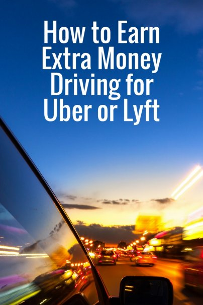 How to Earn Extra Money Driving for Uber or Lyft