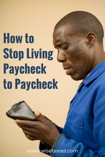 How to Escape the Paycheck-to-Paycheck Cycle