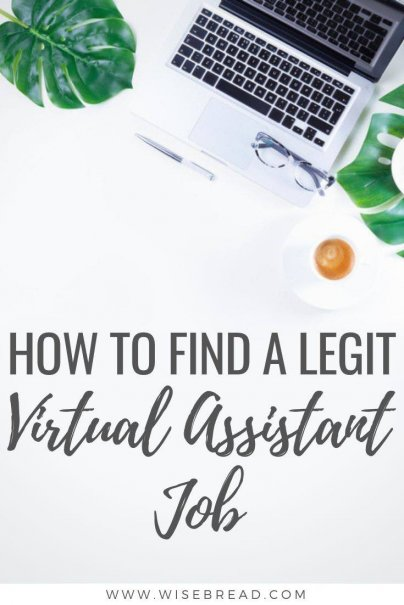 Want some extra cash? Being a virtual assistant can provide you with a great work life balance, and a decent pay check. Here are some tips to help you find out if a virtual assistant company is a legitimate business. | #VA #virtualassistant #sidehustle