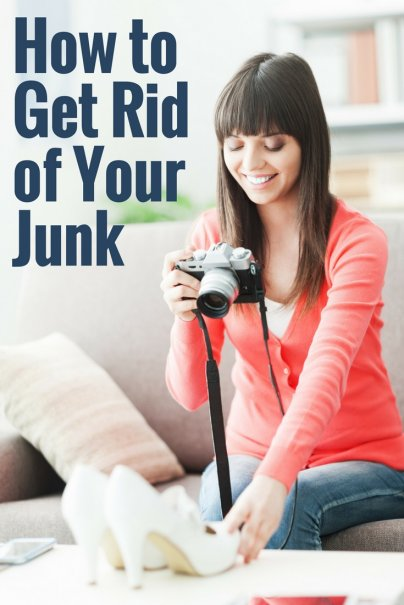 How to Get Rid of Your Junk