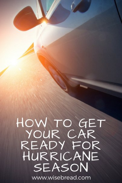 How to Get Your Car Ready for Hurricane Season
