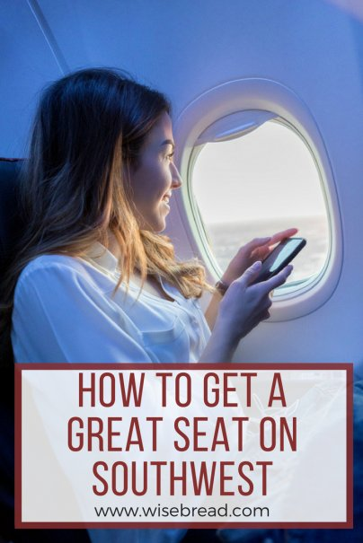 How to Get a Great Seat on Southwest