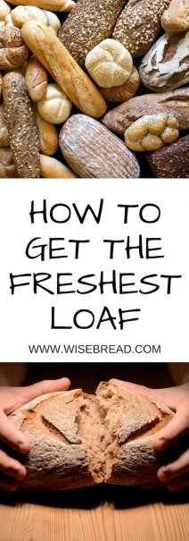 Breaking the Bread Code: How to Get the Freshest Loaf
