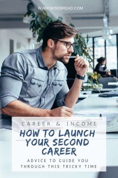 How to Launch Your Second Career