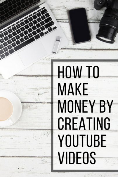 How to Make Money by Creating YouTube Videos