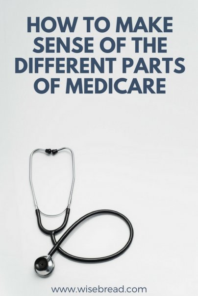 How to Make Sense of the Different Parts of Medicare