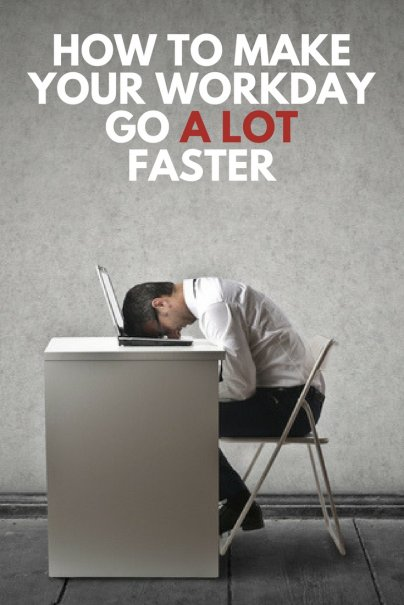 How to Make Your Sluggish Workday Go (a Lot) Faster