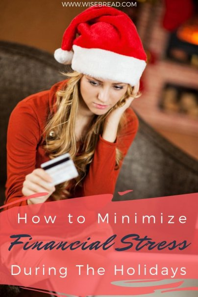 The festive season can bring a lot of financial stress, There is gift buying, hosting parties, food. Here's how you can manage your money stress during the holiday season, from budgeting ideas, to how to avoid hidden fees, and planning. |#personalfinance #moneymatters #budgeting #christmas