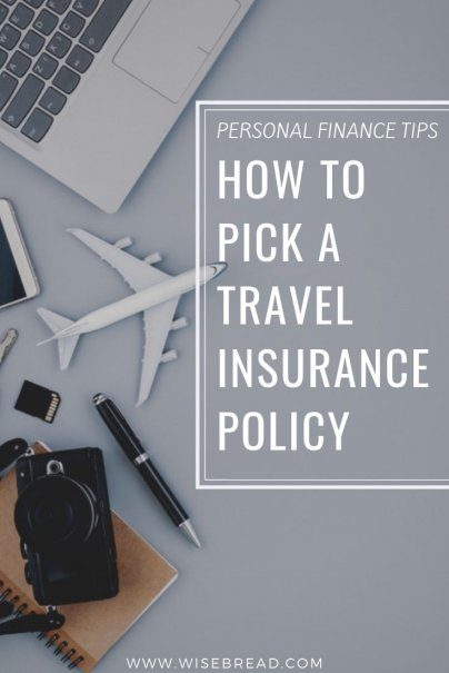 Want to know how to choose the best travel insurance? Travel insurance can cover pricey medical bills, pay for medical evacuation in the event of an emergency, replace lost luggage, and more. We've got the tips to help you find a policy that makes sense for your trip and your budget! | #travelinsurance #traveltips #financetips