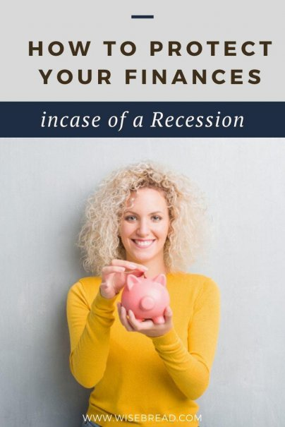 How can you prepare for a recession that may or may not happen in a time frame you can't predict? Thankfully, there are a number of actions you can take today to protect yourself, and your personal finances. | #personalfinance #moneytips #budget