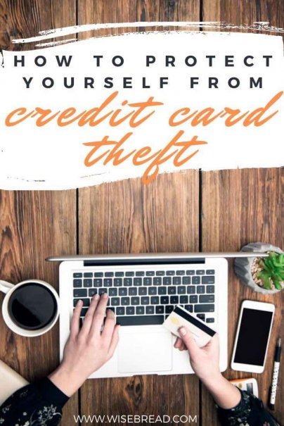 It's better to be proactive about avoiding credit card theft so you're not stuck with the cleanup. Here's how you can protect yourself from credit card theft.| #Creditcard #creditcardtheft #personalfinances