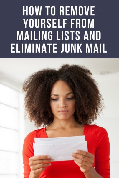 How to Remove Yourself from Mailing Lists and Eliminate Junk Mail