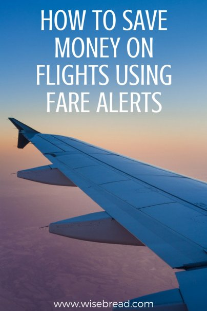 How to Save Money on Flights Using Fare Alerts