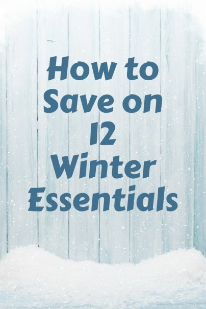 How to Save on 12 Winter Essentials
