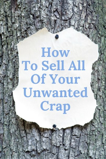 How to Sell Your Crap: A Book Review and Tips